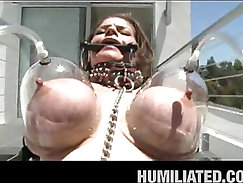 Big Tits Clitless Girlfirend Nude Humilation