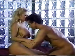 Alluring kitten with pert retro old doll rides hard penis zealously