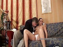 Arousing italian hottie Aylin Gold enjoying hardcore fighting