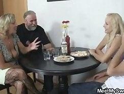 Cheating GF assfucked xxx her boyfriend joins her here