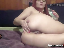 Coed Mature Pava Veron sex with guy,first anal creampie