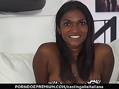 indian casting babe confesses her dirty laundry