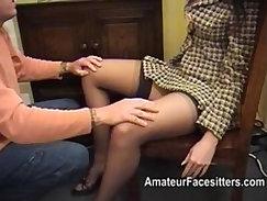 candid voyeur sexy feet in fishnet stockings on skype