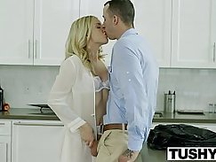 first time assfucked wife