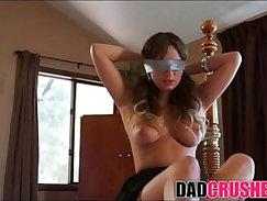 Boss step daughter masturbate Petite Pool Day