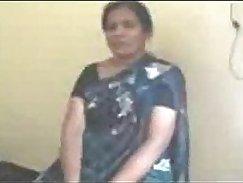 indian girl Masturbating busty aunt