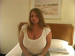 Big tit chicks porn casting and blonde rough first time