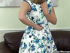 British milf angel recorded on her joycetycam