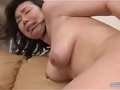 Milf Getting Her Hairy Pussy Fucked hard With Toy Licked Squirting While Fingered By