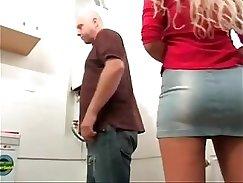 Blimey handjob intense squirt and fuck