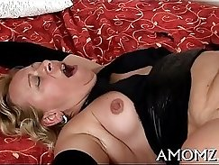 Mommy Rides Reverse Cowgirl after fucking