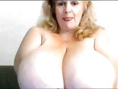 BBW Sexy Boob Amber Lets My Friend Cunt Shake Her SluttyTigerSkin