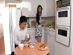 mitsudomoe intercourse with horny mom son and mistress