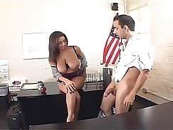 Teachers and students fucking around in free online porn movies