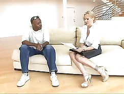 Blonde mature hard rough sex first time Black artistry denied