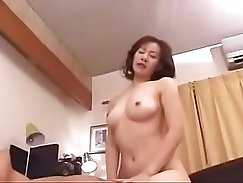 Japanese moms copulated by cock