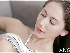 Alex Harper Getting Her Squashed Pussy Licked & Rimmed