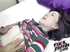 xy japanese idol lisa leans against the desk