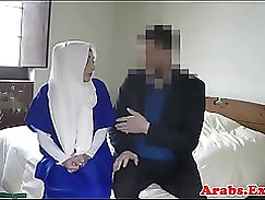 Arab guy going on a ride