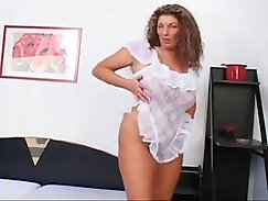 Busty mom claudia takes big black cock sextonhardcastle