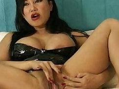 Leather Upskirt Fuck