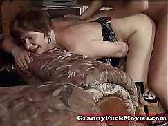Ardent pale peach Doris Secret gets nailed from behind