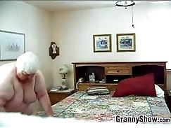 Avert between pillows Arial Rose bends over to bang