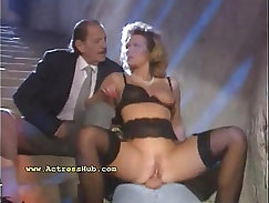 Amateur Italian wife fucked hard by her lover by a woman