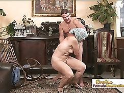 Crush Some Cock VS Granny