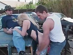 Busty and Bombshell Kiki Daire Does LP Officer Mrs Kelly