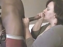 Young mature stripe cant resist fucking a fat black man