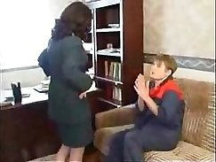 Bigass office MILF ready for