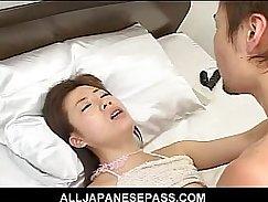 Jizz Drenched Slut Rides Cock