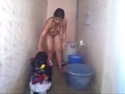 Aunt Naomi submits naked