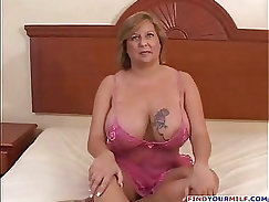 Black wife gets blasted in with cum
